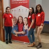 волонтеры Москва